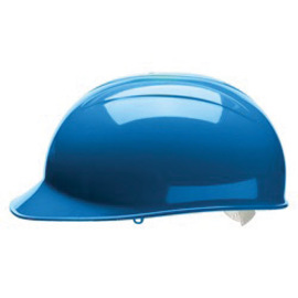 Bullard BCKBV  Blue HDPE Cap Style Bump Cap With Pinlock Suspension And Vinyl Brow Pad