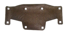 Bullard RBPVINYL  Brown Vinyl Replacement Brow Pad For Use With  Suspensions