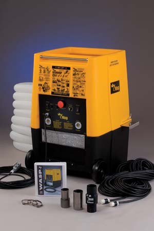 Intec Wasp Insulation Blowing Machine (with accessories)