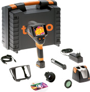Testo 875-2 IR Infrared Camera Thermal Imager Deluxe Set