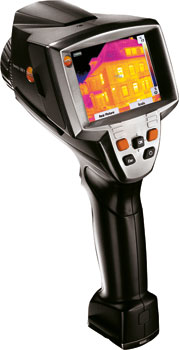 Testo 881-3 IR Infrared Camera Thermal Imager Deluxe Set